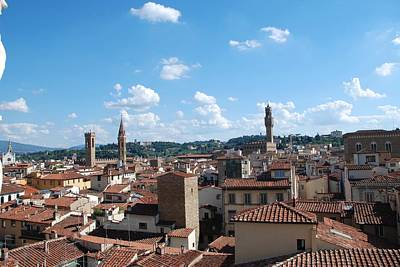 Photograph - Florence by Dany Lison