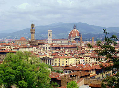 Photograph - Florence by Ellen Henneke