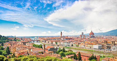 American West - Florence in spring by JR Photography
