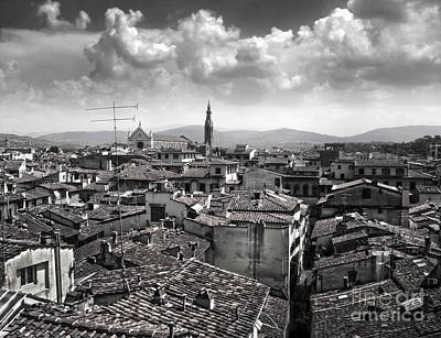 Florence Italy - 01 Art Print by Gregory Dyer