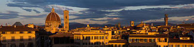 Photograph - Florence Italy by Mike Evangelist