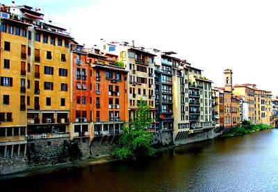 Photograph - Florence by Ramona Johnston