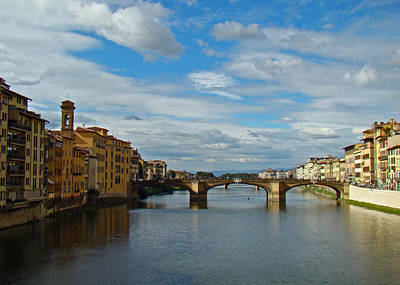 Photograph - Florence Serenade by Walter Fahmy