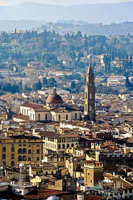 Photograph - Florence View by Gary Eason