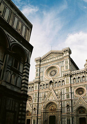 Florentine Architecture Art Print by Michael  Cryer