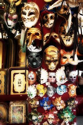 Florentine Masks Art Print
