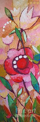 Painting - Florica by Lutz Baar