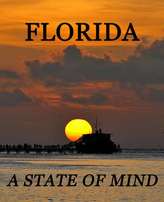Photograph - Florida A State Of Mind by David Lee Thompson