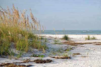 Florida Beach 2 Art Print by Geraldine Alexander