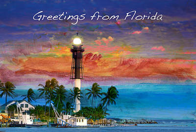 Photograph - Florida Greeting II by Mark Andrew Thomas