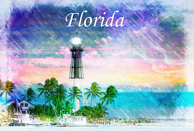 Photograph - Florida Greeting IIi by Mark Andrew Thomas