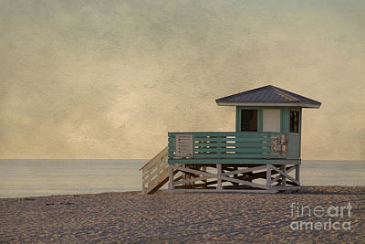 Photograph - Florida Hut by Karin Pinkham