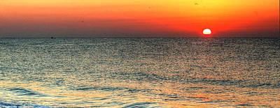 Florida Point Sunrise Original by Michael Thomas