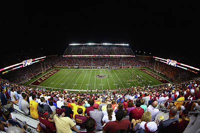 General Photograph - Florida State V Boston College by Maddie Meyer
