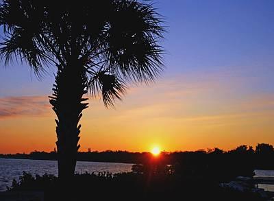 Photograph - Florida Sunrise by Gary Wonning