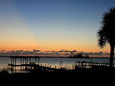 Photograph - Florida Sunrise by Ira Runyan