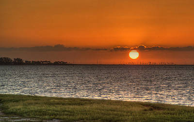 Photograph - Florida Sunrise by Jane Luxton