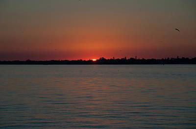 Photograph - Florida Sunrise by John Black