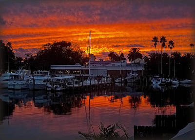 Photograph - Floridian Sunset by Hanny Heim