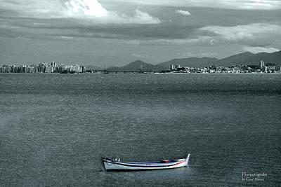 Floripa Barco Original by Cesar Moraes