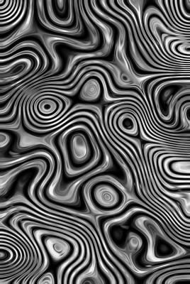 Flow 3 Art Print