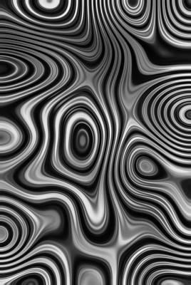 Flow 5 Art Print