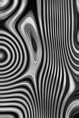Flow 6 Art Print
