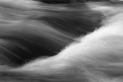 Photograph - Flow by Brad Brizek