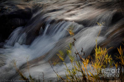Photograph - Flow by Debra K Roberts