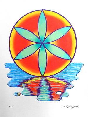 Flowe Of Life - Hawaiian Original