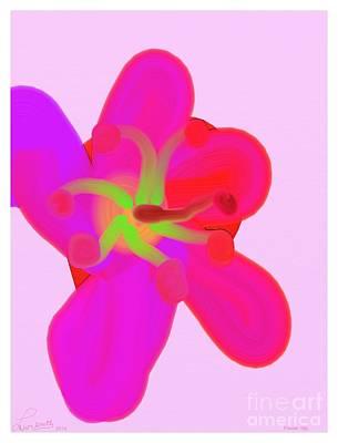 Flower 18p Original