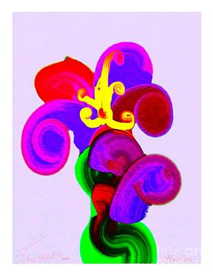 Flower 20a Original