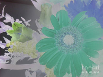 Flower Abstract Art Print
