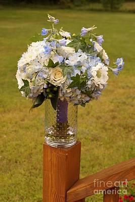 Photograph - Flower Bouquet by Kerri Mortenson