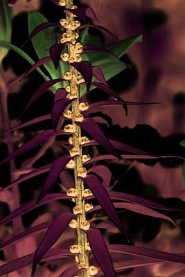Flower Branch Original by Tommytechno Sweden
