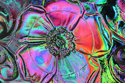 Digital Art - Flower Design 2 by Sheri Dean