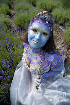 Flower Fairy Original by Graham Foulkes