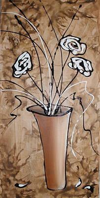 Flower Fantasy II Art Print
