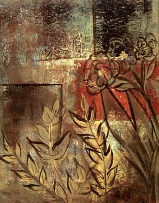 Painting - Flower by Kathy Sheeran