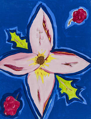 Painting - Flower by Melissa Dawn