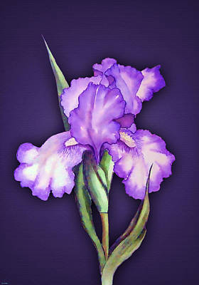 Flower Power Art Print by Tyler Robbins