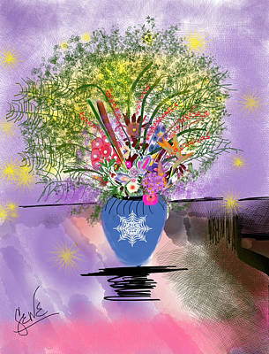 Flower Splendor Original