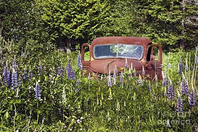 Photograph - Flower Truck by Karin Pinkham
