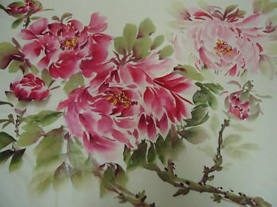 Flower0725-3 Art Print