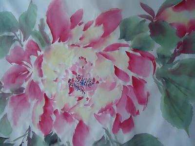 Flower0814 Art Print