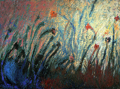 Painting - Flowers #36 by Alfredo Gonzalez