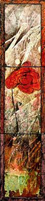 Painting - Flowers #45 by Alfredo Gonzalez
