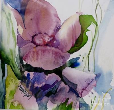 Painting - Flowers Flowers Flowers by Donna Acheson-Juillet
