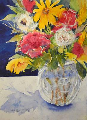 Flowers For Madeline Art Print
