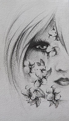 flowers for Rachel Art Print